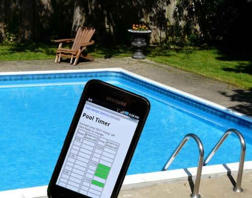 Pool Timer