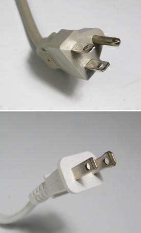 Us plug connector